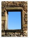 Window Blue Sky